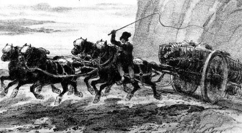 chasse marée